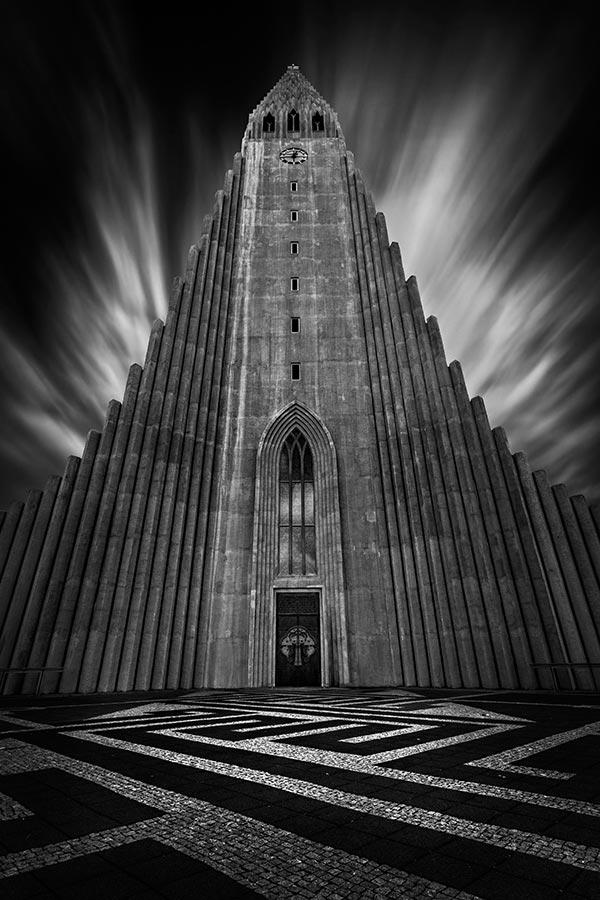 Hallgrímskirkja Reykjavik church